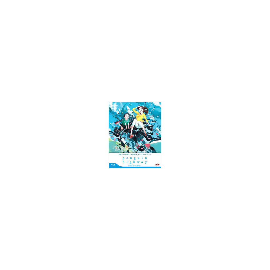 Penguin Highway (First Press) (Blu Ray)
