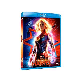 Captain Marvel (Blu Ray)
