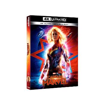Captain Marvel (4K Ultra HD...