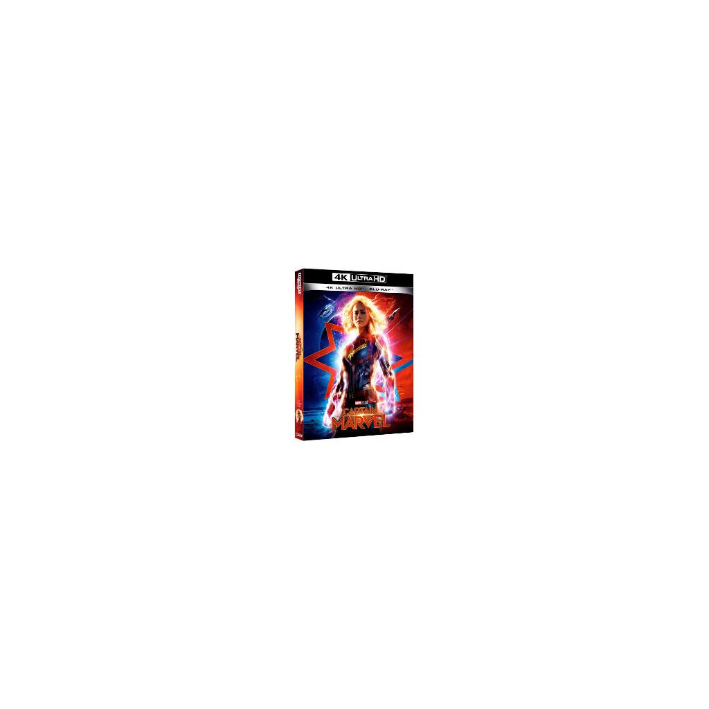 Captain Marvel (4K Ultra HD + Blu Ray)