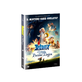 Asterix E Il Segreto Della...