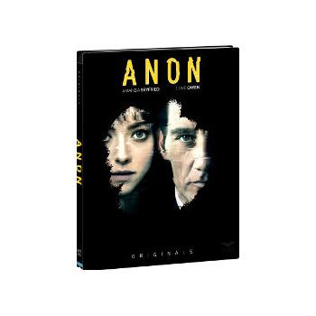 Anon (Blu Ray + Dvd)