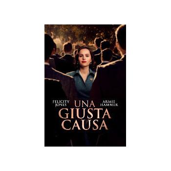 Una Giusta Causa (Blu Ray)