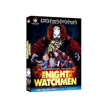 The Night Watchmen (Blu Ray...