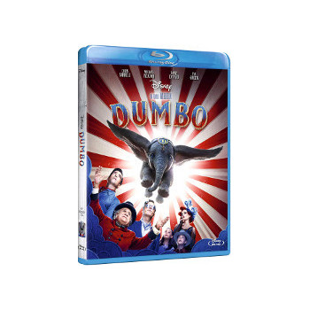 Dumbo (Live Action) (Blu Ray)