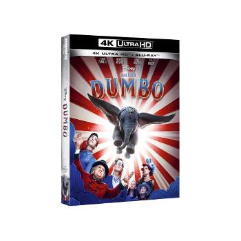 Dumbo (Live Action) (4K...