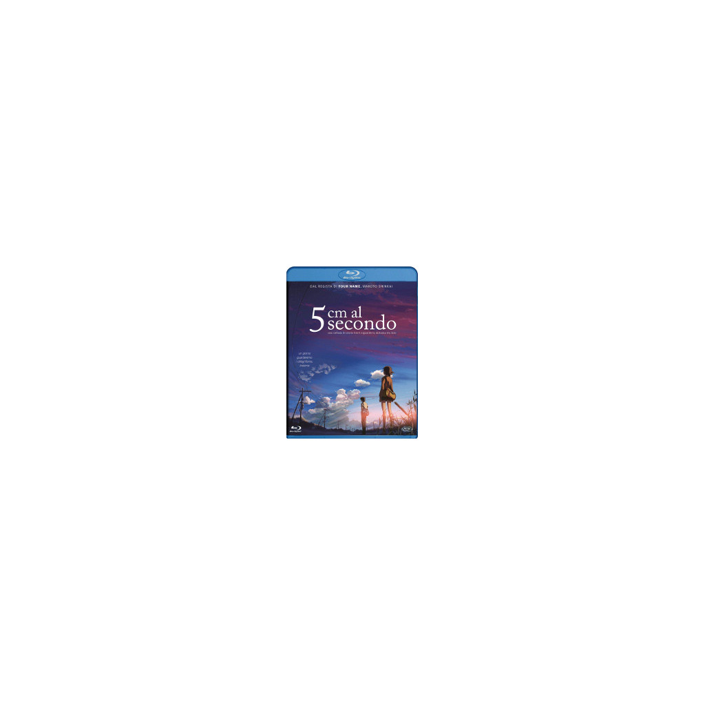5 Cm Al Secondo (Blu Ray)