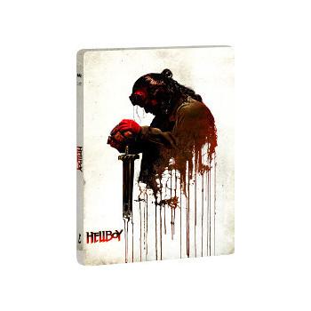 Hellboy (Blu Ray+Dvd+Card...