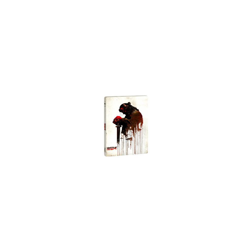 Hellboy (Blu Ray+Dvd+Card Da...