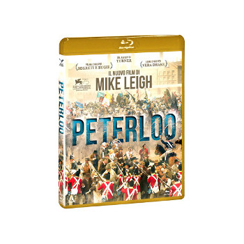 Peterloo (Blu Ray)