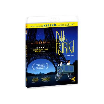 Dilili a Parigi (Blu Ray)