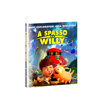 A Spasso Con Willy (Blu Ray)