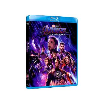 Avengers - Endgame (Blu Ray)