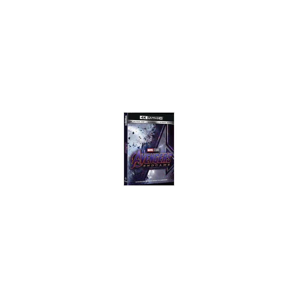 Avengers - Endgame (4K Ultra HD + Blu...