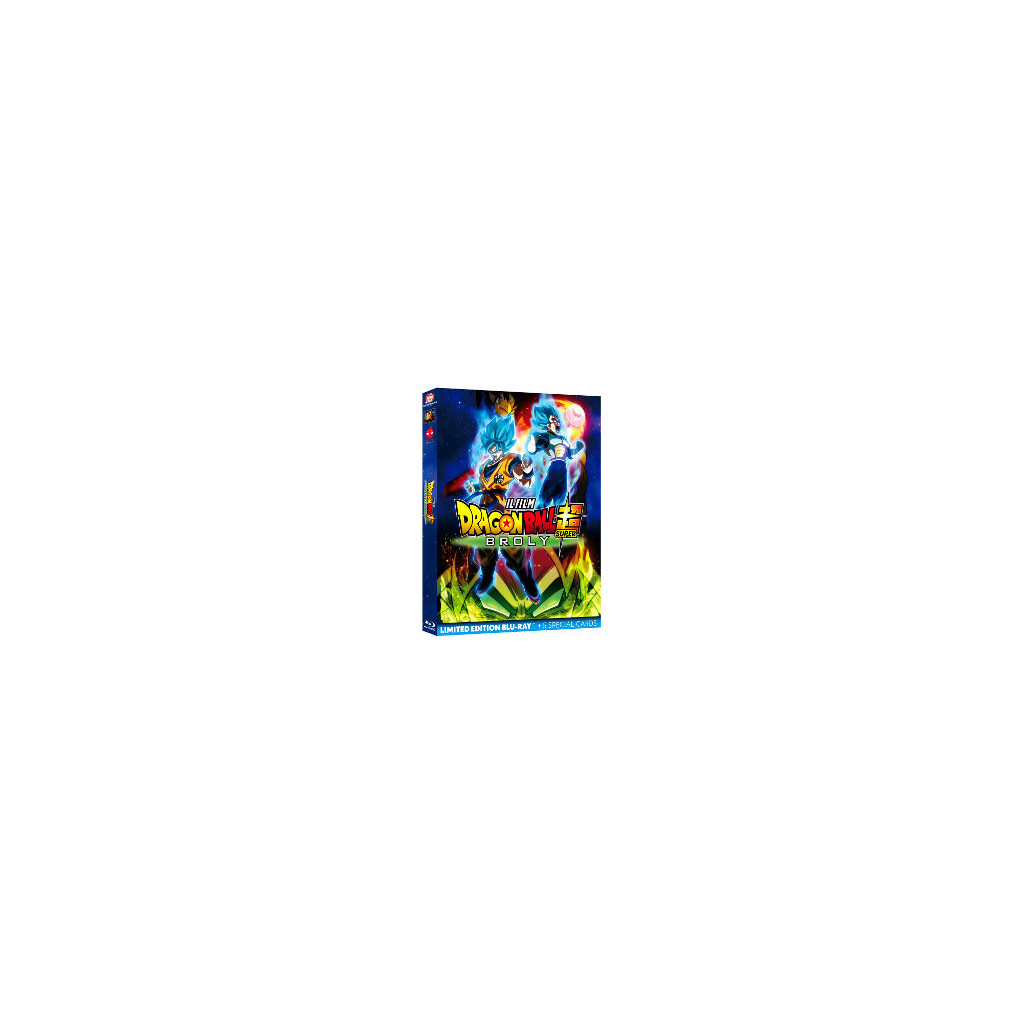 Dragon Ball Super - Broly (Blu Ray)