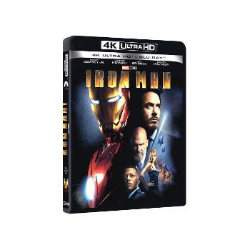 Iron Man (4K Ultra HD + Blu...