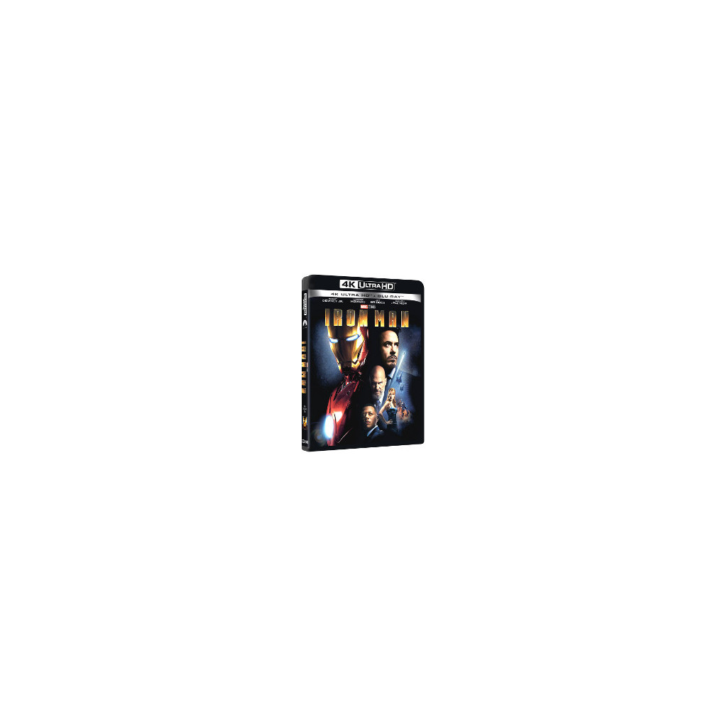 Iron Man (4K Ultra HD + Blu Ray)