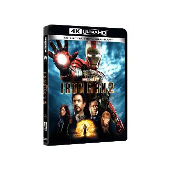 Iron Man 2 (4K Ultra HD +...