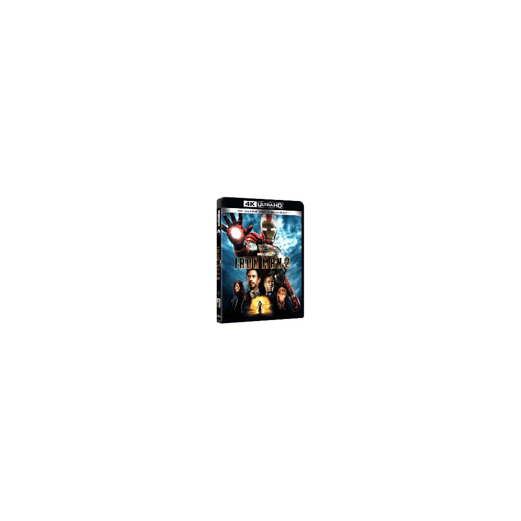 Iron Man 2 (4K Ultra HD + Blu Ray)