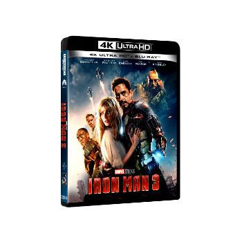 Iron Man 3 (4K Ultra HD +...