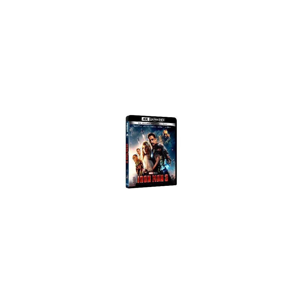 Iron Man 3 (4K Ultra HD + Blu Ray)