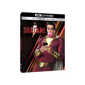 Shazam! (4K Ultra HD + Blu...