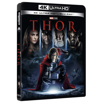 Thor (4K Ultra HD + Blu Ray)