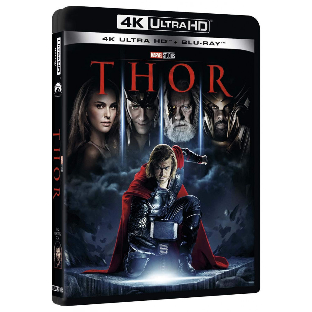 Thor (4K Ultra HD + Blu Ray)