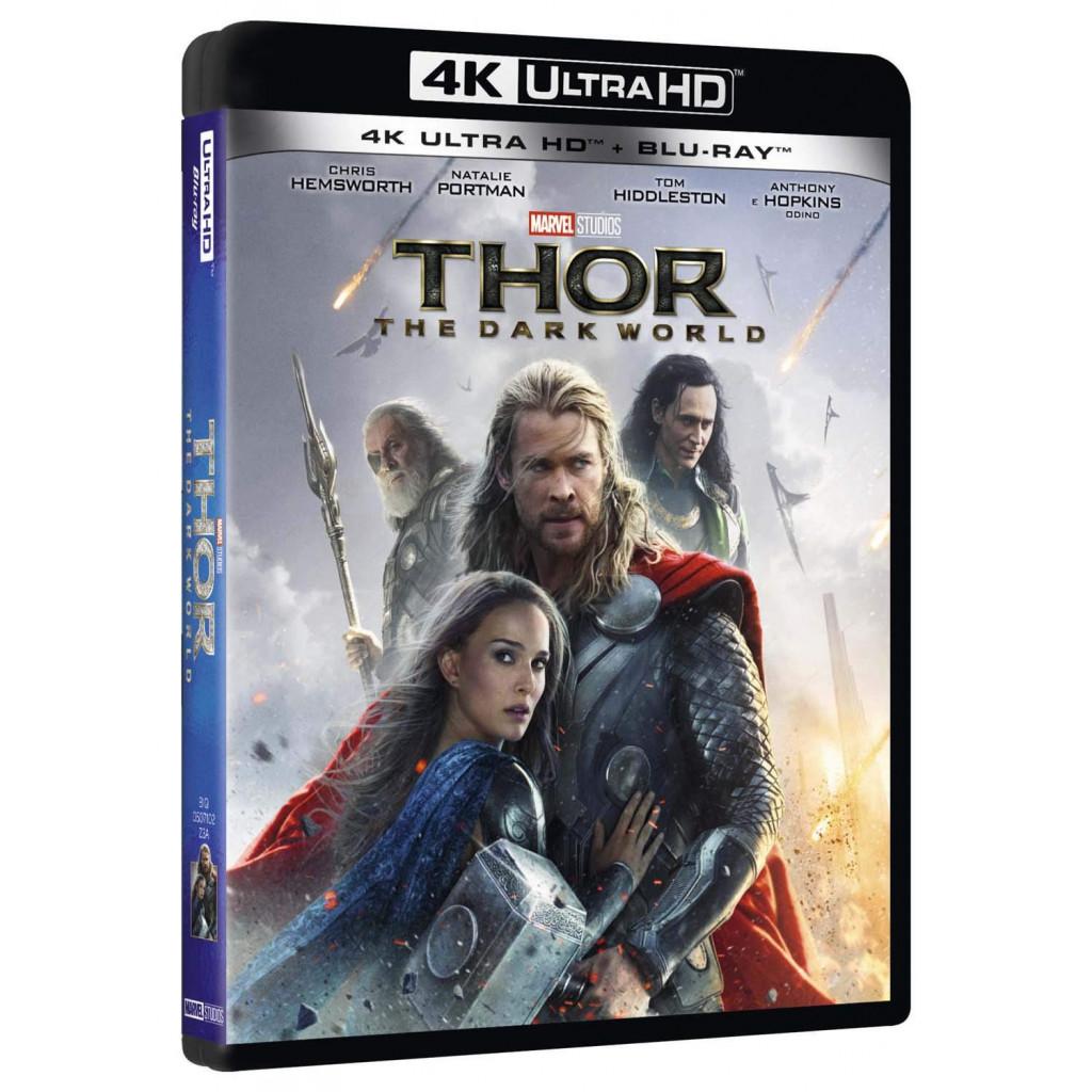Thor - The Dark World (4K Ultra HD +...