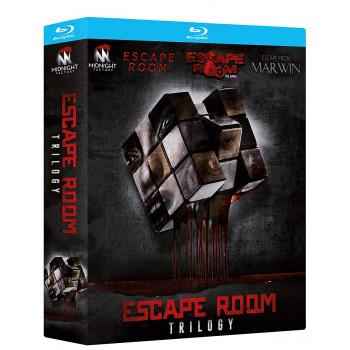 Escape Room Trilogy (3 Blu...