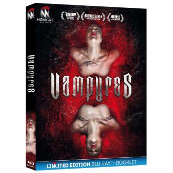 Vampyres (Blu Ray+Booklet)