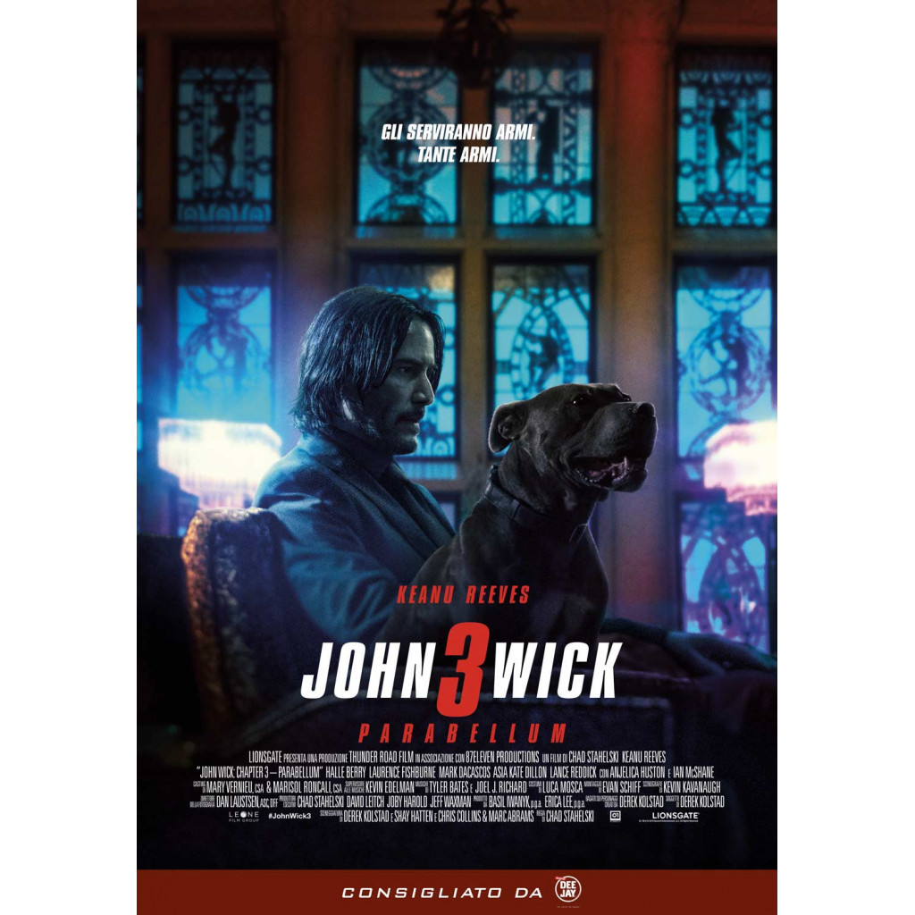 copy of John Wick 3