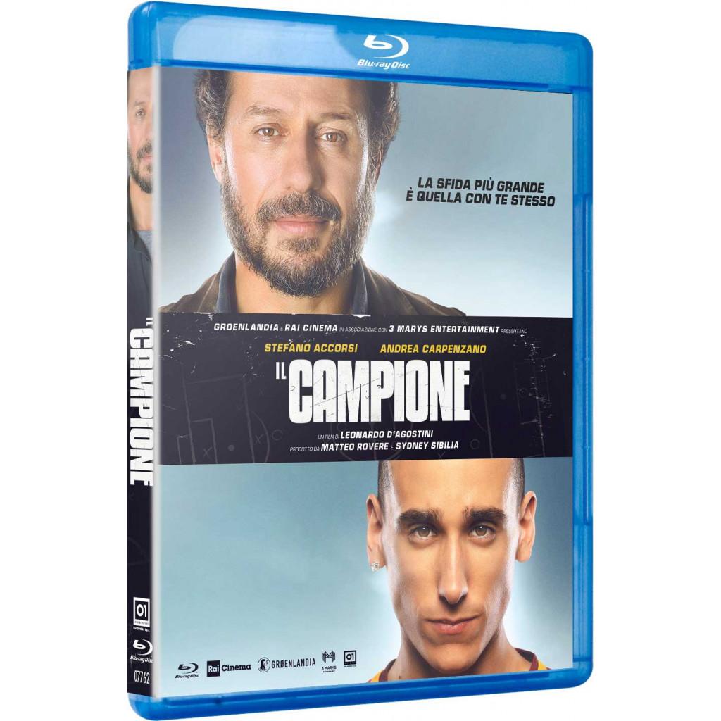 Il Campione (Blu Ray)
