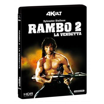Rambo 2 (4K Ultra HD + Blu...