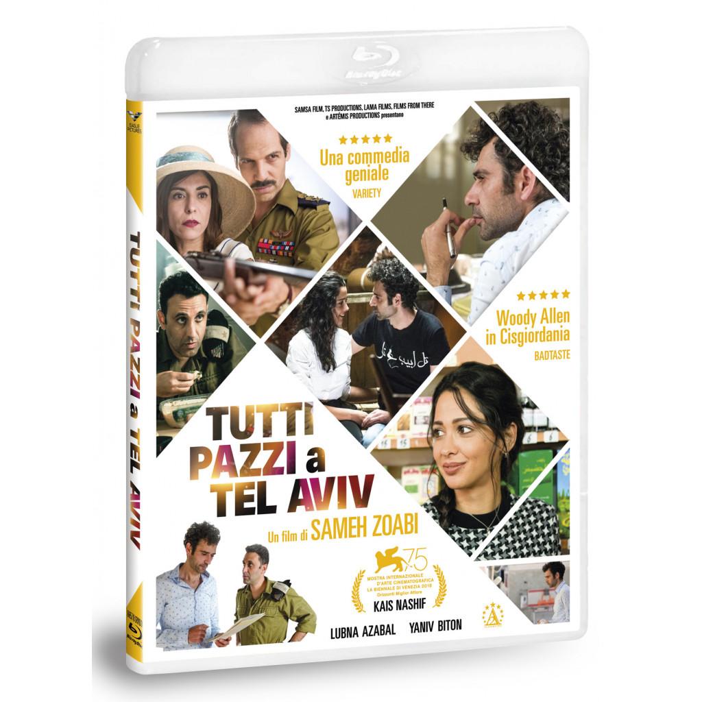 copy of Tutti Pazzi A Tel Aviv
