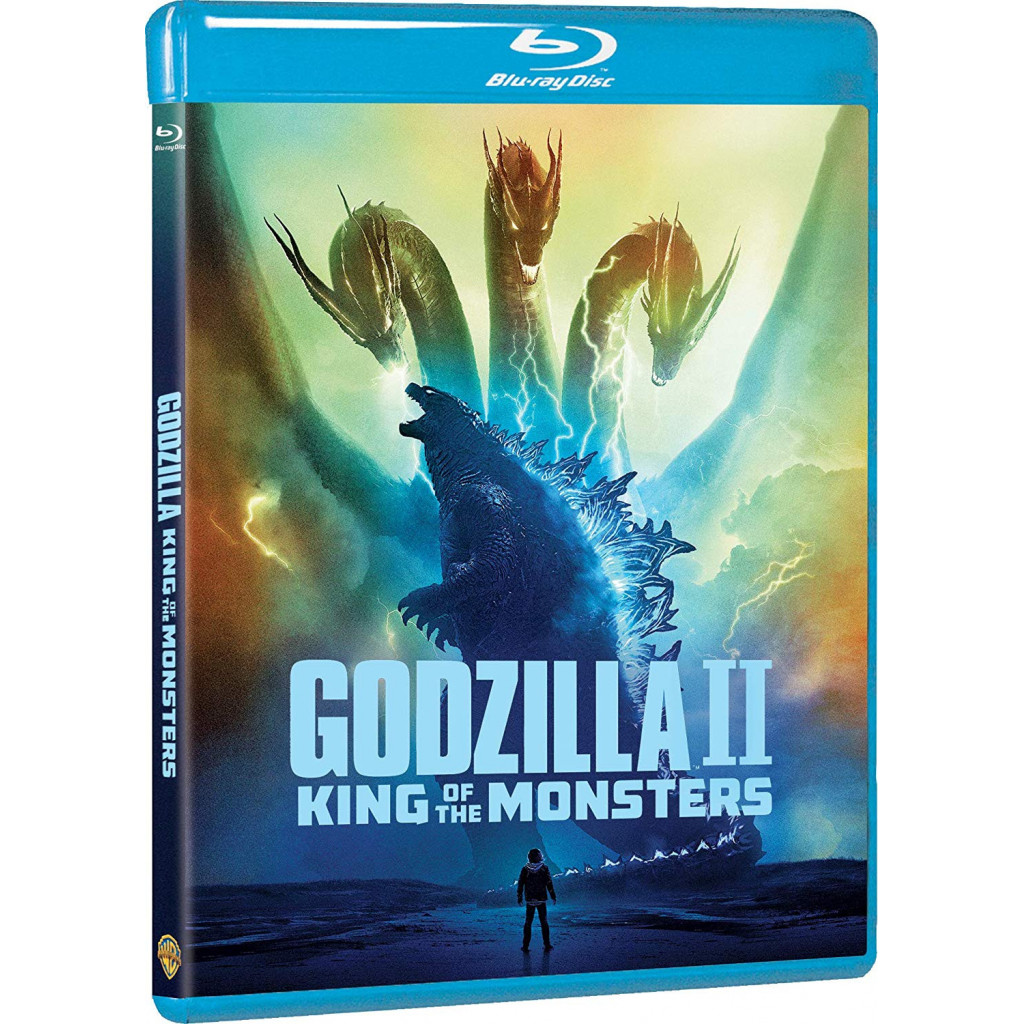 copy of Godzilla - King Of The Monsters