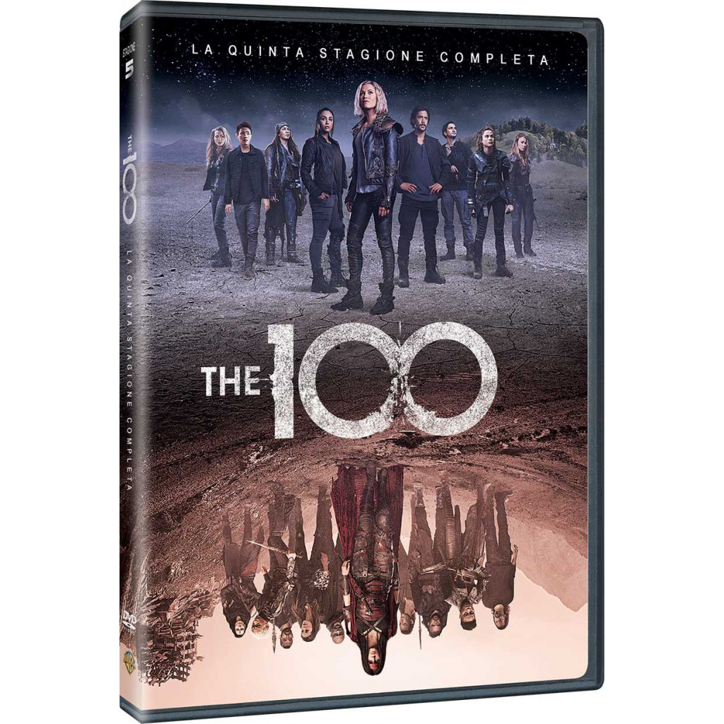 copy of The 100 - Stagione 4 (3 dvd)