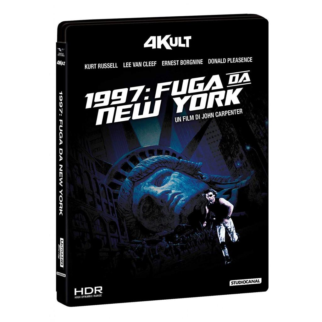 1997: Fuga da New York (4K Ultra HD +...