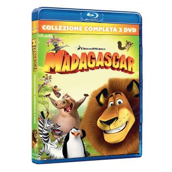 Madagascar - La Trilogia (3...