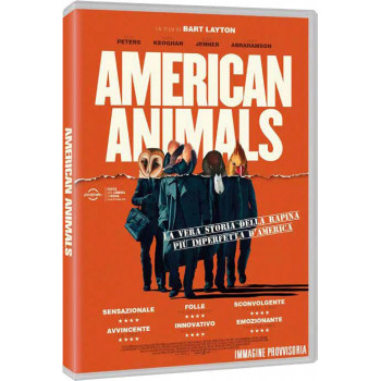 copy of American Animals