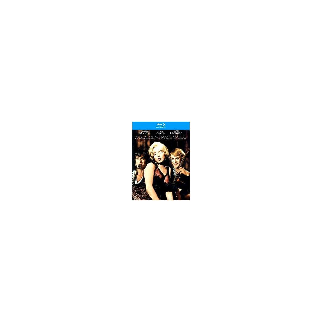 A Qualcuno Piace Caldo (Blu Ray)