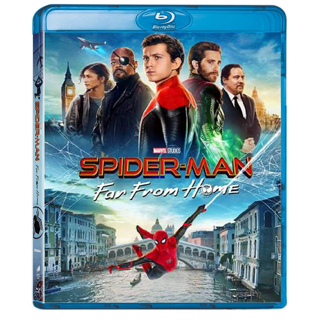 copy of Spider-Man - Far From Home