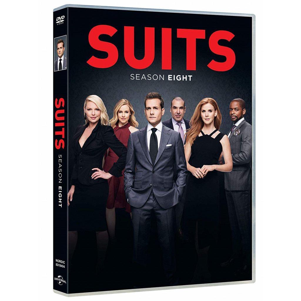 copy of Suits - Stagione 7 (4 dvd)