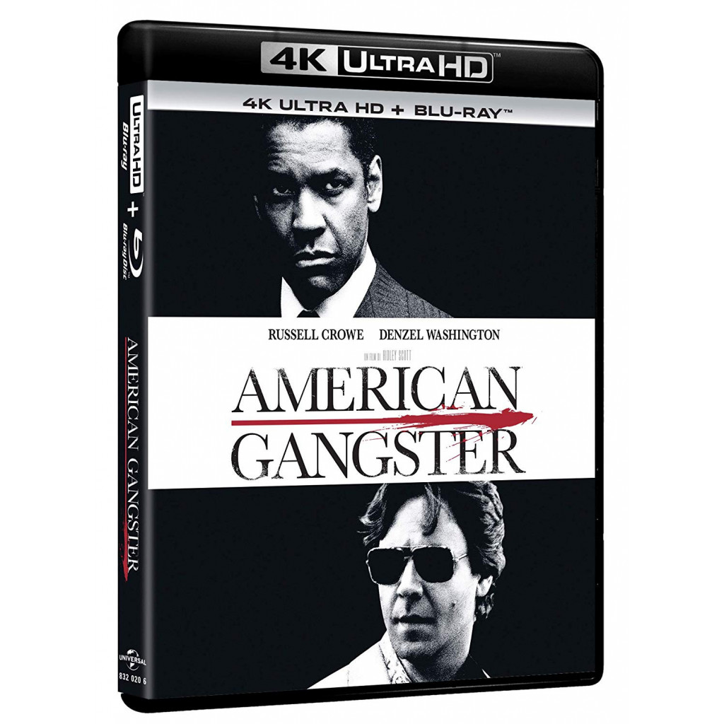 copy of American Gangster (Blu Ray)
