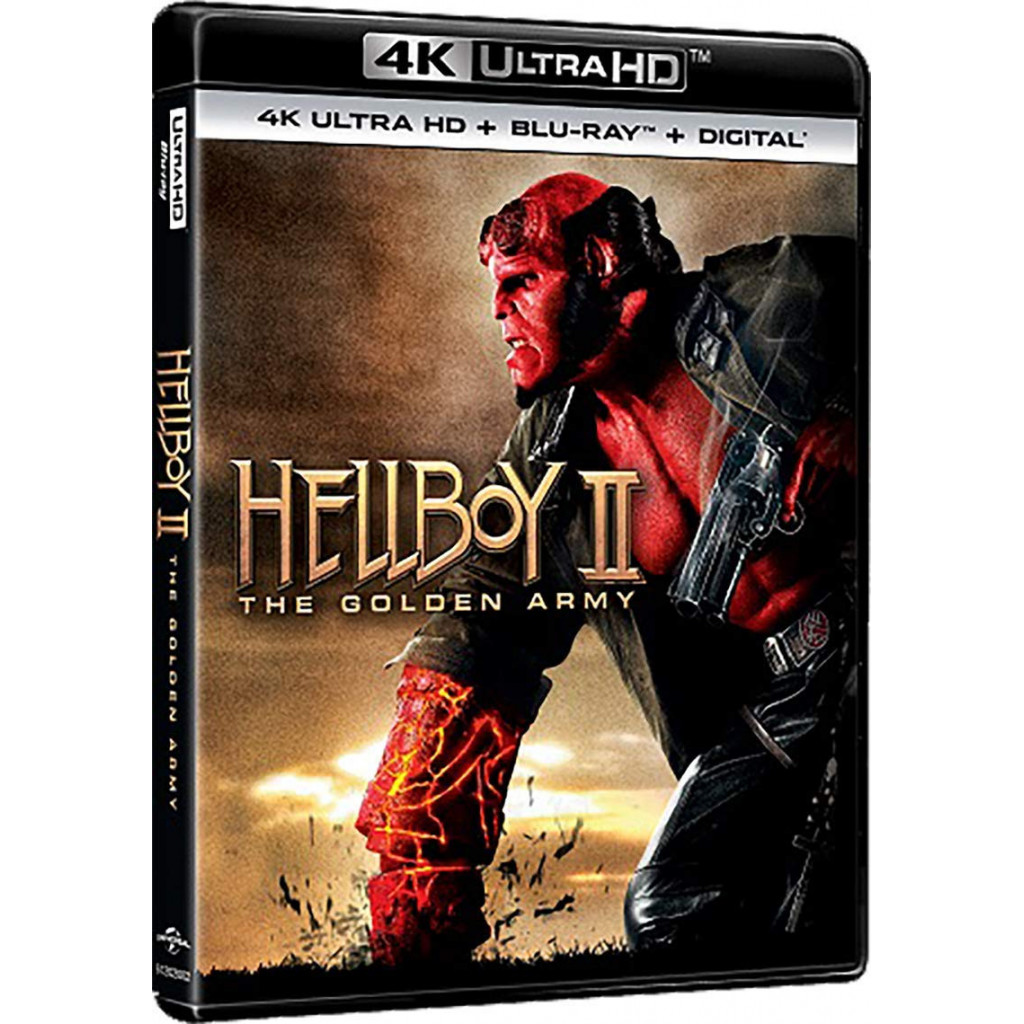 copy of Hellboy - The Golden Army