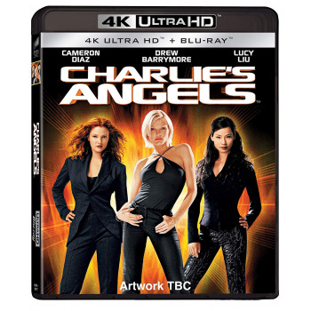 copy of Charlie's Angels...