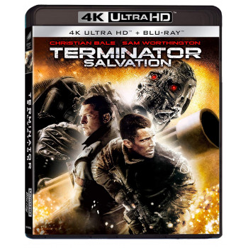 Terminator Salvation (4K...