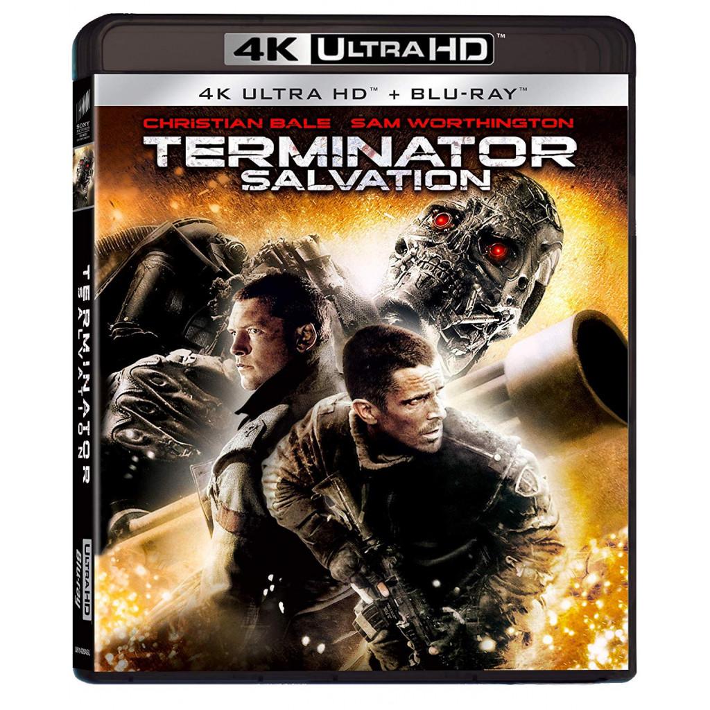 Terminator Salvation (4K Ultra HD +...
