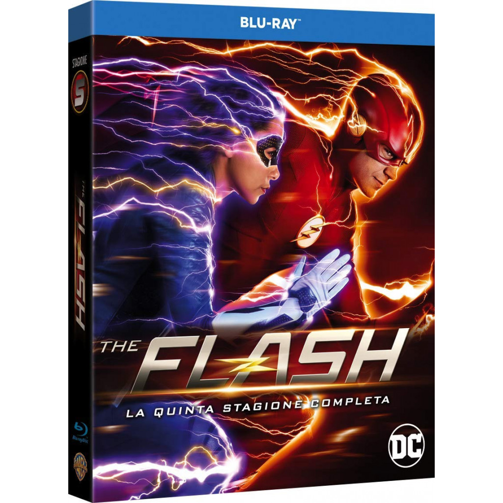copy of The Flash - Stagione 4 (5 dvd)