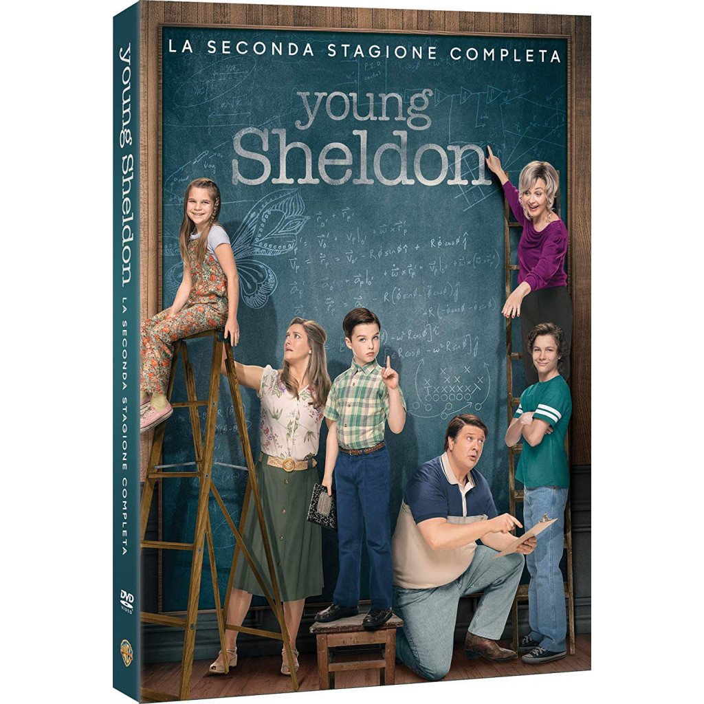copy of Young Sheldon - Stagione 1 (2...